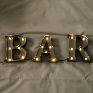 "LED ""Bar"" Decoration"